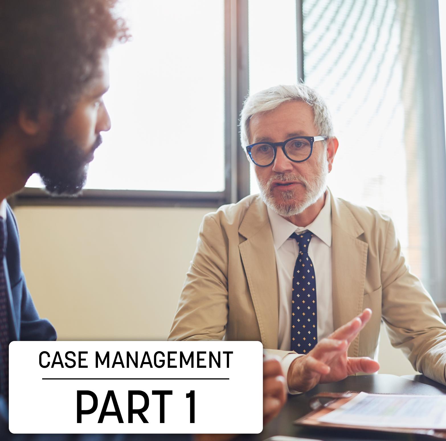 WTC21 Videos Page - Case Management Pt 1